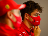 Leclerc's contract does not include No.1 status