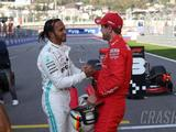 Mercedes challengers to Ferrari now - Wolff
