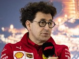 Binotto: Ferrari has put Formula 1 before self
