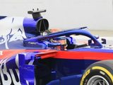 """It was almost like an ice-skating rink"" says Brendon Hartley"