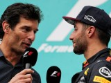 Mark Webber 'concerned' for Daniel Ricciardo ahead of Renault switch