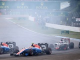 Wehrlein, Haryanto play down German GP clash