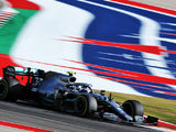 Bottas narrowly beats Vettel to USA pole position at COTA