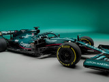 Aston Martin mark F1 return with AMR21 reveal