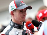 Hulkenberg grabs best season result for Sauber