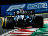 FP3: Hamilton's turn to be on top, Mick in the barrier
