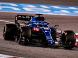 Alonso hopes 'bad luck was used up' in Bahrain