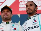 Mercedes pledges equal treatment between Lewis Hamilton and Valtteri Bottas