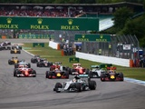 German GP to be axed from 2017 F1 schedule