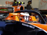 Formula 1's halo could feature digital 'ticker' display