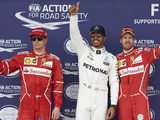Hamilton unbeatable in qualifying