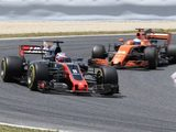 Grosjean bemoans start line chaos that compromised Spanish GP