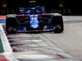Toro Rosso driver Pierre Gasly escapes 'really scary' debris hit