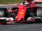 Raikkonen on top as pre-season testing concludes