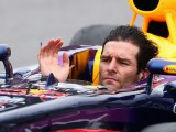 Webber: 'They're bloody noisy without a helmet'
