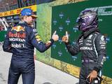 Verstappen on Hamilton rivalry: 'Move on and forgive'