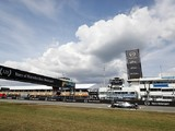 Hamilton takes F1 German GP pole, both Ferarris forced out early