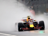 Wet Brazilian GP better for RBR - Verstappen