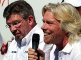 How Brawn GP's success led to a Richard Branson toilet mishap