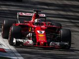 Sebastian Vettel: Car damage masked true pace