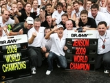 In photos: Brawn's career in Formula 1