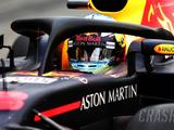 Ricciardo leads start of 2018 F1 testing, Alonso crashes
