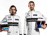 Fernando Alonso and Jenson Button impressed with MP4-31 design