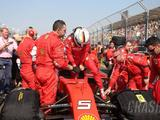 Vettel: After intense analysis Ferrari can't make promises