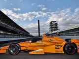 Fernando Alonso's Indy 500 helmet and car colours revealed