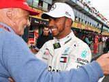 Hamilton: I wouldn't still be at Mercedes if not for Lauda