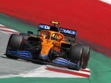 """Horner pokes fun at Mercedes in engine row after """"ballistic"""" McLaren earns front row"""