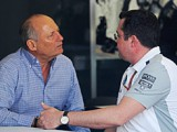 Dennis keeping McLaren 'on its toes'