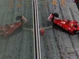 Vettel fastest as Yas Marina test concludes