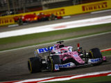 """Sergio Perez: """"It was certainly hard to get back into the car after seeing something like that"""""""