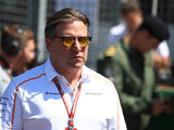 McLaren targets F1 title within next five years