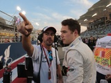 Vandoorne on standby ahead of Alonso's FIA medical