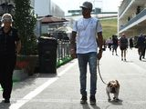 Lewis Hamilton 100 percent recovered from foot injury