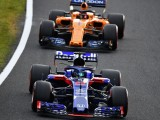 Japanese Grand Prix: Toro Rosso pokes fun at Fernando Alonso, McLaren in qualifying