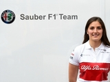 Sauber announce Calderon as test driver