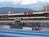 The French Grand Prix timetable