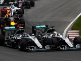 Mercedes resists team orders for Hamilton/Rosberg after collision