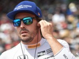 Fernando Alonso makes no guarantees regarding rumoured fall IndyCar test