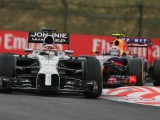 Button says McLaren threw away a good result