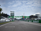 F1 practice delayed as F3 crash prompts Monza track changes