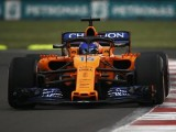 Alonso Not 'Happy or Proud' of Qualifying Lap Despite Q2 Appearance in Mexico