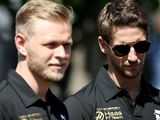 Haas hold 'clear-the-air' driver talks