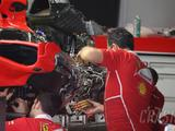 Ferrari explains cause of double failure at Malaysia GP