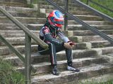 Grosjean: 'Not much I could do'