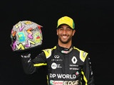Ricciardo explains inspiration behind funky lid