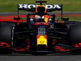Verstappen fastest from Norris in only practice before qualy